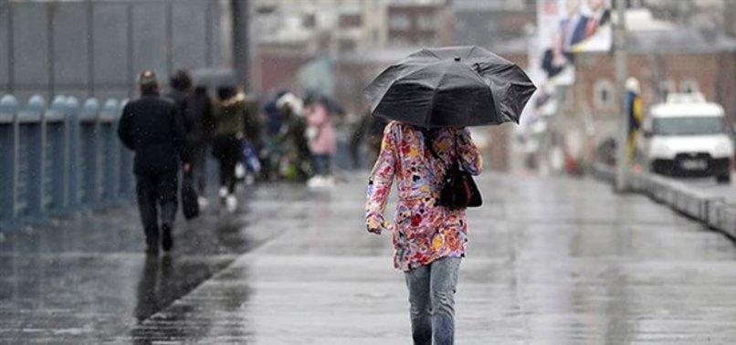 Meteoroloji'den son dakika hava durumu açıklaması! Sağanak yağış uyarısı | 1 Ağustos 2020 hava durumu