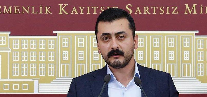 CHP'Lİ ERDEM KAZAYI YENİ HAVALİMANI'NA BAĞLADI