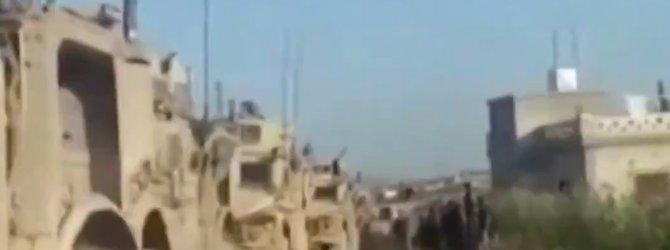 Suriye'de ABD/YPG devriyesine saldırı: 5 YPG'li öldü