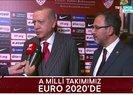 Başkan Erdoğan'dan Milli Takım'a tebrik mesajı