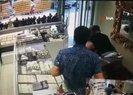 Son dakika: Esnaf İstanbul'daki depreme böyle yakalandı! Deprem anı kamerada |Video