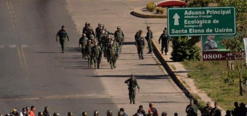 VENEZUELA'DA SICAK SAATLER!
