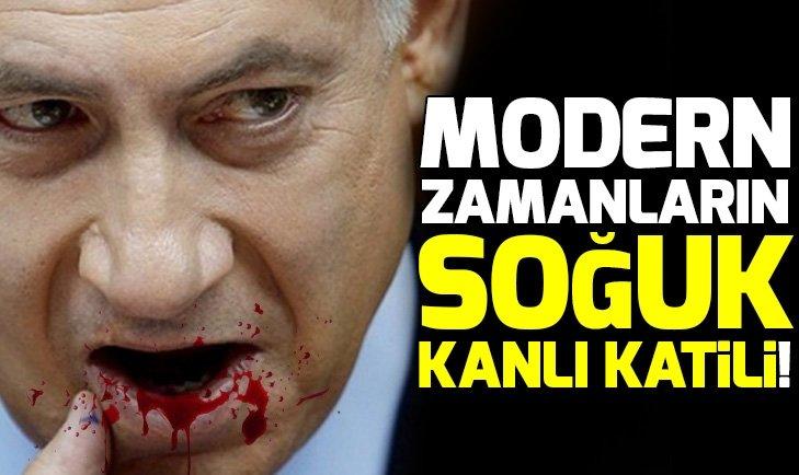 Son dakika!!! Çavuşoğlu: Netanyahu modern zamanların soğuk kanlı katili