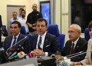 Deprem toplantısına davet edilmedim diyen Ekrem İmamoğlu'na CHP'li Mustafa Balbay'dan yalanlama (Video)