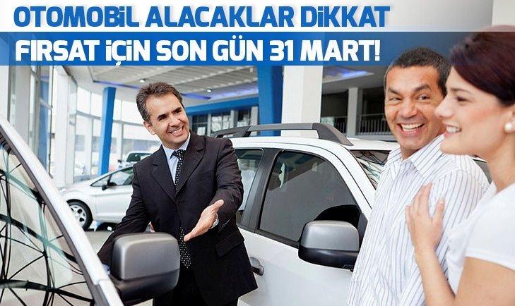 OTOMOBİL ALMAYI DÜŞÜNENLER DİKKAT!