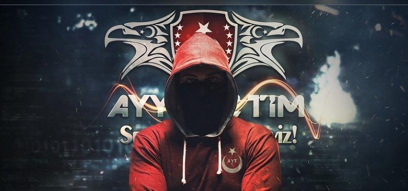 Türk hackerlar Yunan bakanlığın resmi sitesini hackledi