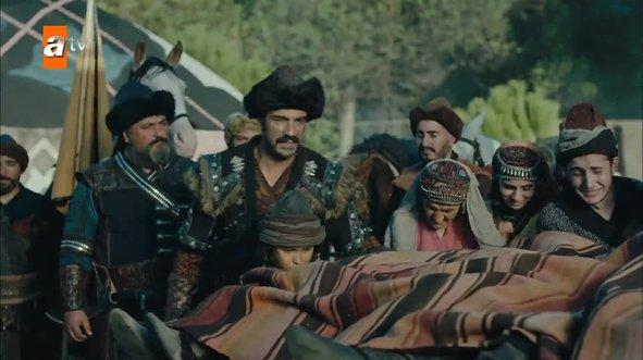 Osman Bey ve Turgut Alp yüzleşmesinde yüksek gerilim