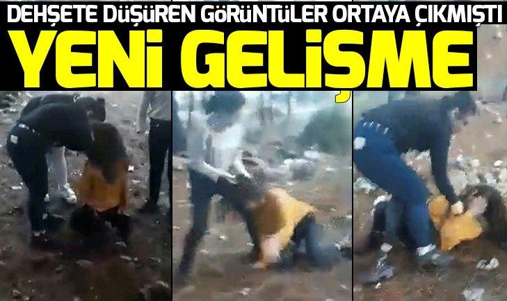 ANTALYA'DA ORMANLIK ALANDA GENÇ KIZA 'İŞKENCE'YE 6 GÖZALTI!