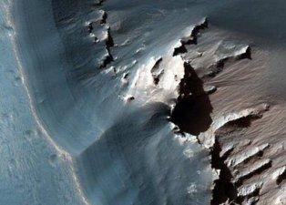 NASA uzaydan paylaştığı İguana görüntüsüyle dünyayı şoke etti