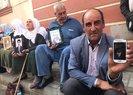 Evlat nöbetine gelen baba: Oğlumu İstanbul'da HDP'liler kaçırdı