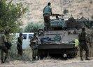 İsrail bombaladı Lübnan sığınakları açtı