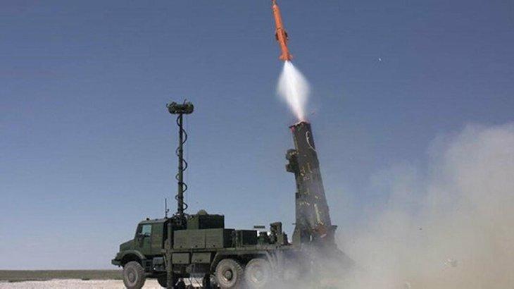 Türkiye'nin yükselen değeri HİSAR A+ Hava Savunma Füze Sistemi! 6 hedefe birden atış yapıyor