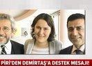 Terör sevici Kati Piri'den skandal Selahattin Demirtaş paylaşımı! |Video