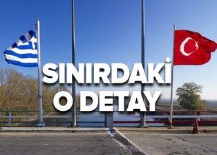 Türkiye Yunanistan sınırındaki ilginç detay! İşte ülkerin şaşırtan sınırları