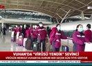 Çin Vuhanda koronavirüsü yendik sevinci |Video
