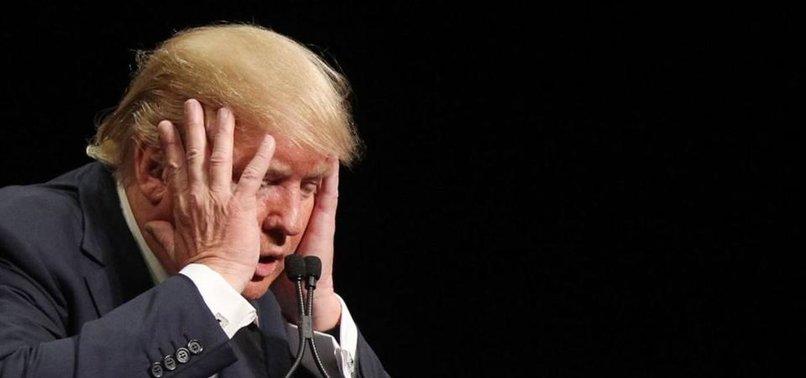 Donald Trump'tan flaş açıklama: Oy pusulaları sayıldıkça ortadan kayboldu