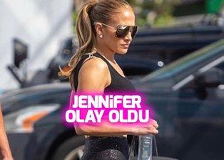Jennifer Lopez makyajsız fotoğrafıyla olay oldu
