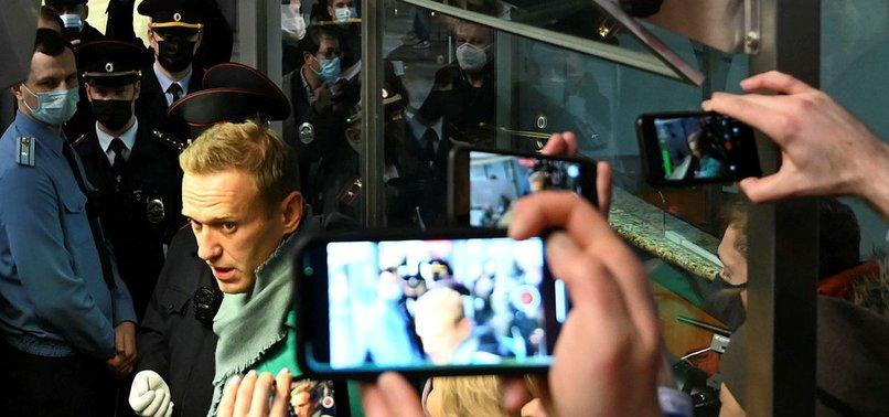 Son dakika: Rus muhalif lider Aleksey Navalnıy Rusya'da gözaltına alındı - A Haber Son Dakika Dünya Haberleri