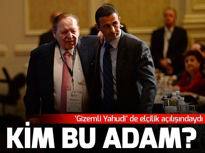 'GİZEMLİ YAHUDİ' DE AÇILIŞTAYDI!