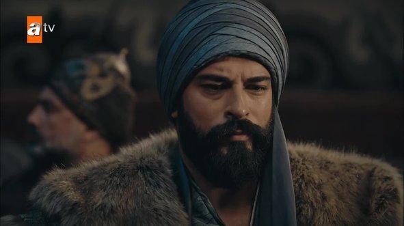 Kuruluş Osman 57. yeni bölüm   Selçuklu Sultanı Osman Bey'e hilat gönderdi