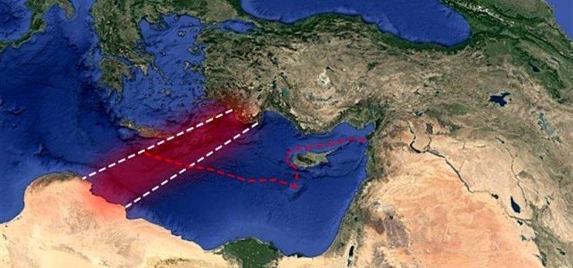 Son dakika: BM Türkiye ile Libya arasındaki deniz sınırı anlaşmasını tescilledi