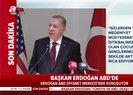 Başkan Erdoğan: Bağımsızlığımızı korumak için baş veririz ama asla baş eğmeyiz