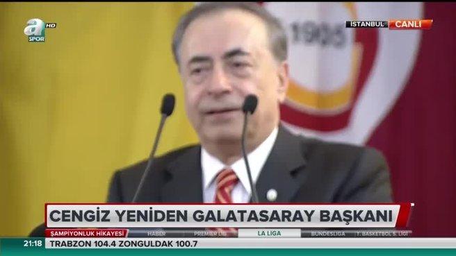 Mustafa Cengiz'den seçim sonrası ilk açıklama
