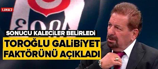 Erman Toroğlu'ndan Beşiktaş - Galatasaray derbisiyle ilgili çarpıcı yorum: Kaleciler sonucu belirledi