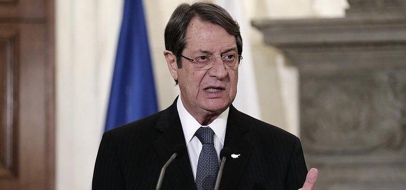 Η Τουρκική «λύση δύο κρατών για την Κύπρο» αποκάλυψε την ομολογία!  Εδώ είναι τα λόγια του Έλληνα ηγέτη Αναστασιάδη