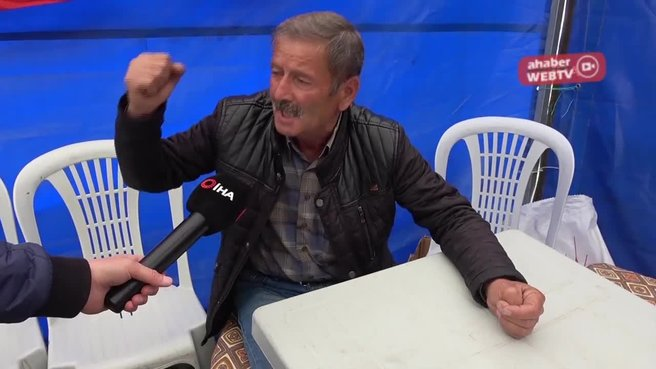Şehit babasından Kılıçdaroğlu'na tepki: İstenmediği yerde ne işin var!
