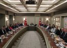 AK Parti MYK'dan flaş ihraç kararı: Ahmet Davutoğlu, Ayhan Sefer Üstün, Abdullah Başçı ve Selçuk Özdağ