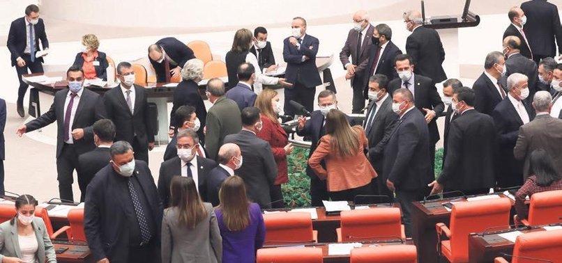 İşte CHP'nin taciz sicili! Meclis'e damga vurdu