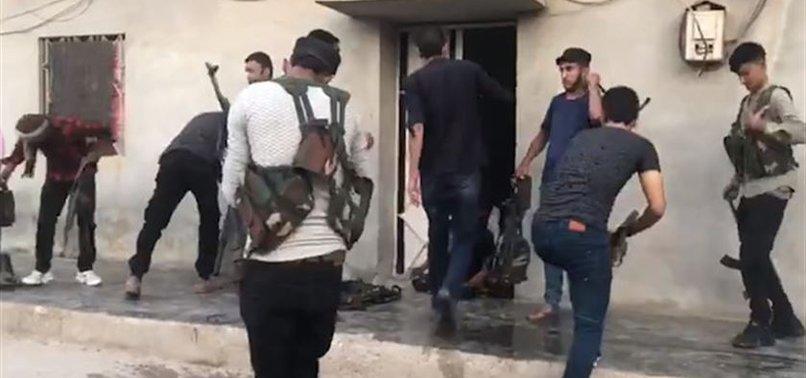 TERÖRİSTLERİN TEZGAHLARI BAŞLARINA YIKILDI!