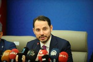 Bakan Berat Albayrak: Türkiye artık şampiyonlar ligindedir