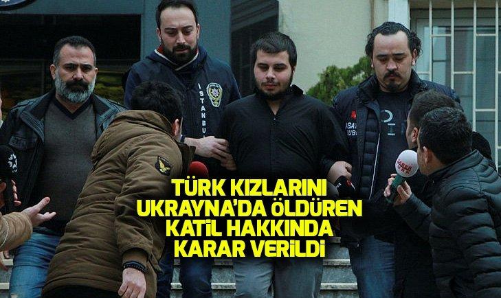 TÜRK KIZLARIN KATİLİ TUTUKLANDI