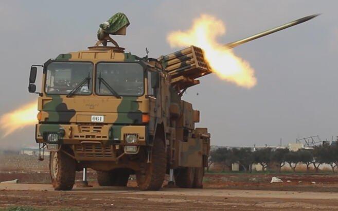 Son dakika: TSK anında karşılık verdi! Esad rejim hedefleri böyle vuruldu |Video