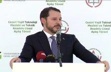 Bakan Albayrak: Tüm Türkiye'ye müjde vermek istiyorum