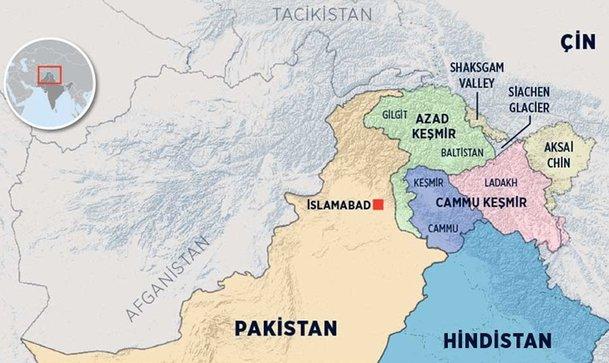 Pakistan Hindistan Gerilimi Nasıl Tırmandı Keşmir Sorununun Perde