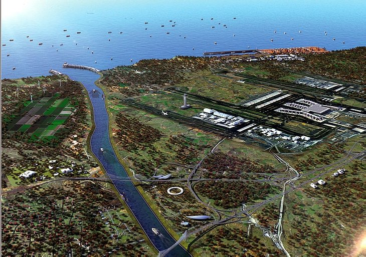 Kanal İstanbul'un temeli ne zaman atılacak | Tarihi projeye saatler kaldı! Çevre ve Şehircilik Bakanlığı'ndan Kanal İstanbul raporu