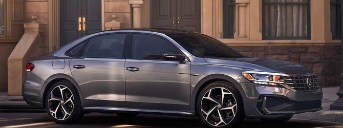 Yeni Volkswagen Passat'ın görselleri sızdırıldı!