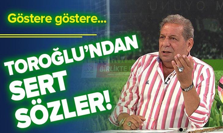 ERMAN TOROĞLU'NDAN DOMAGOJ VİDA'YA AĞIR SÖZLER!