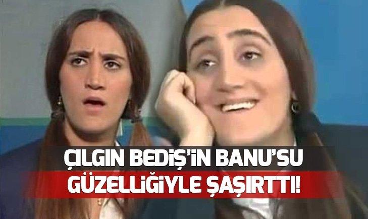 ÇILGIN BEDİŞ'İN BANU'SU SONAY AYDIN'IN DEĞİŞİMİ ŞOK ETTİ