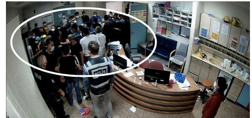 Sağlık çalışanlarına yapılan alçak saldırı Türkiye'yi ayağa kaldırdı!