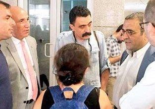 CHP'li vekiller teröristler için nöbette