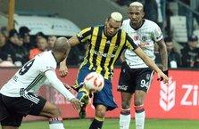 Beşiktaş-Fenerbahçe derbisinde ilk 11'ler belli oldu