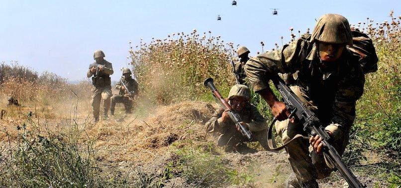 TSK'DAN PKK'YA OPERASYON!