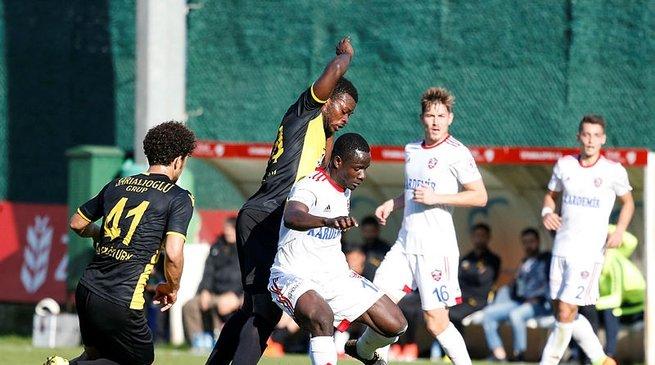 Ziraat Türkiye Kupası'nda İstanbulspor çeyrek finale yükseldi