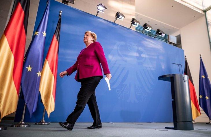 Koronavirüs karantinasını yavaş yavaş kaldıran Almanya'da endişelendiren gelişme