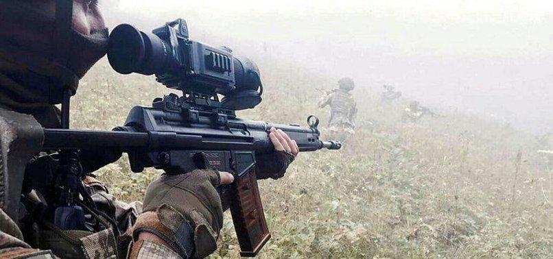 GİRESUN'DA EN SEÇKİN BİRLİKLER PKK'LI TERÖRİSTLERİN PEŞİNDE