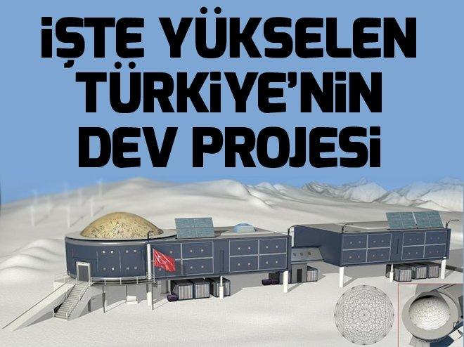 İşte AK Parti'nin dev projeleri...